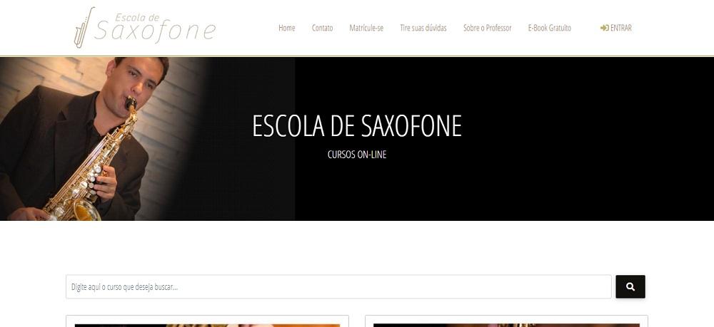 Escola de Saxofone