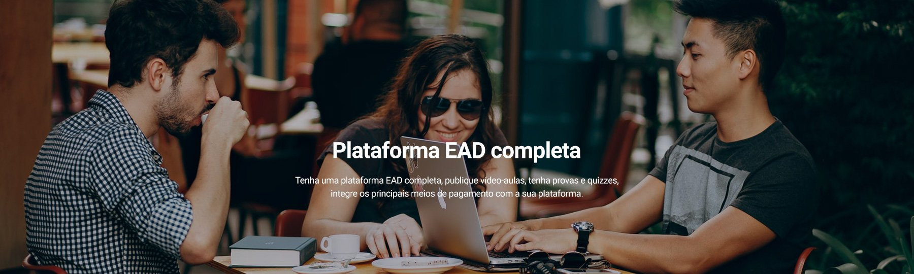 Plataforma EAD Completa
